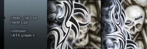 Hal Loo Skull